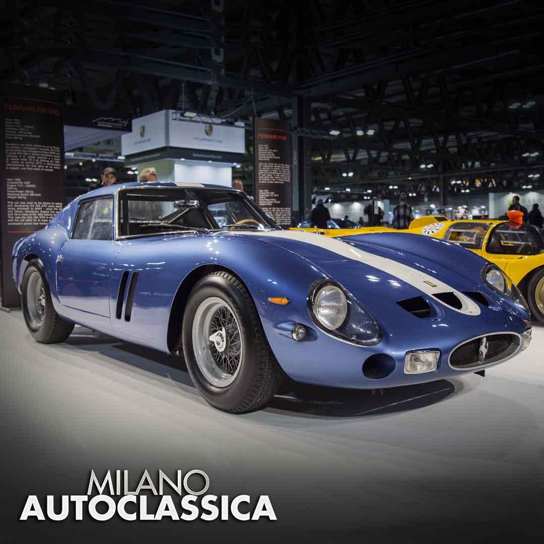 Ferrari 250 GTO MILANO AUTOCLASSICA