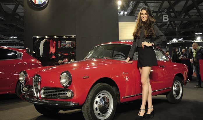 Alfa Romeo Milano AutoClassica