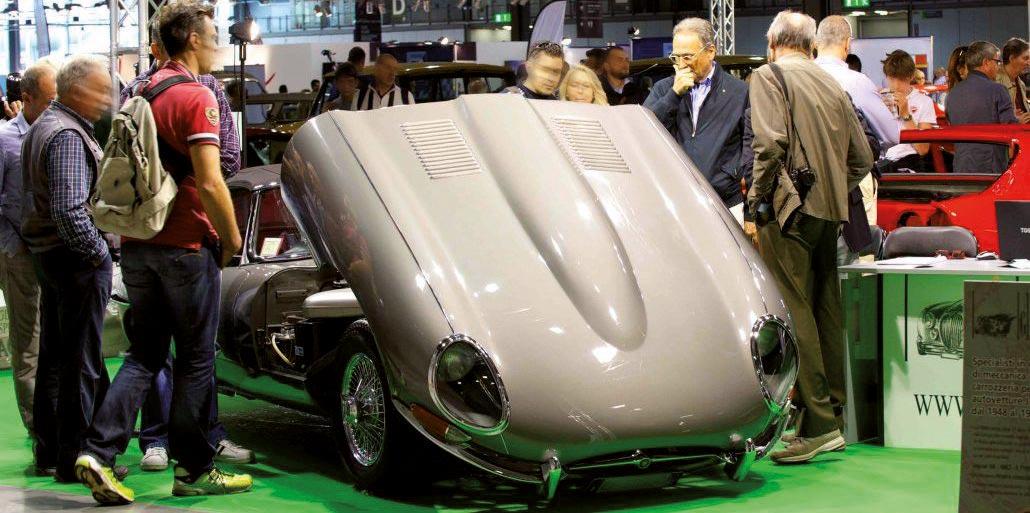 Jaguar Milano AutoClassica
