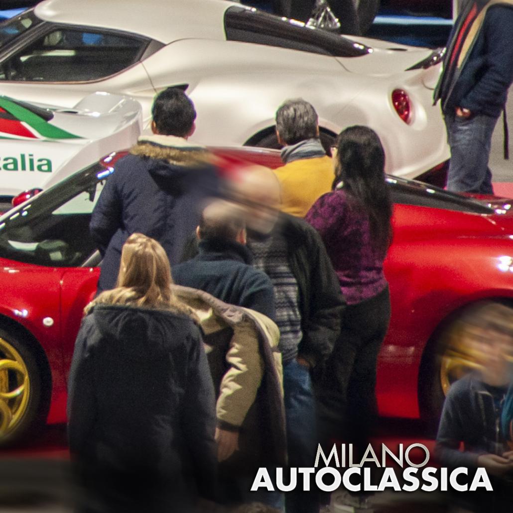 Foto di Milano AutoClassica