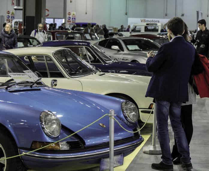 Porsche Milano AutoClassica