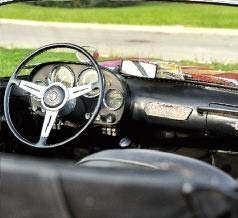 Alfa Romeo 2000 Spider by Touring Superleggera 1960