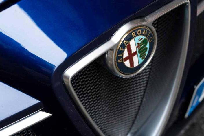 Alfa Romeo 8C Competione 176/500 - 2010 Blue Notturno