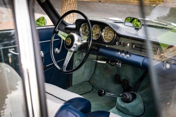 Alfa Romeo Giulia Sprint 1962