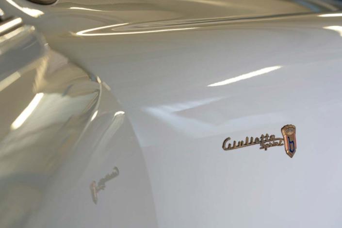 Alfa Romeo Giulietta Sprint 1300 1957