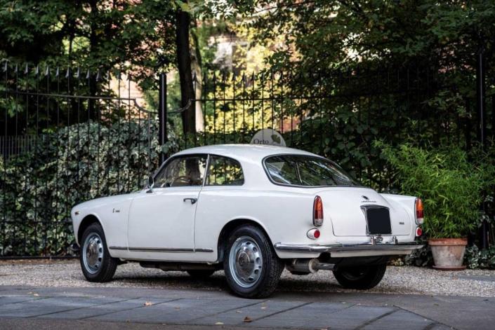 Alfa Romeo Giulietta Sprint 1300 - 1964