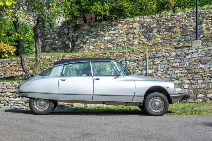 CITROEN DS20 PALLAS – 1974