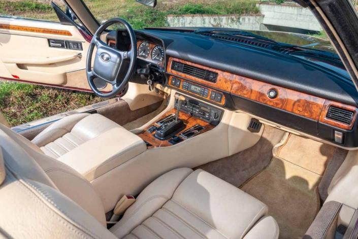 JAGUAR xJS V12 5.3 CONVERTIBILE-1992