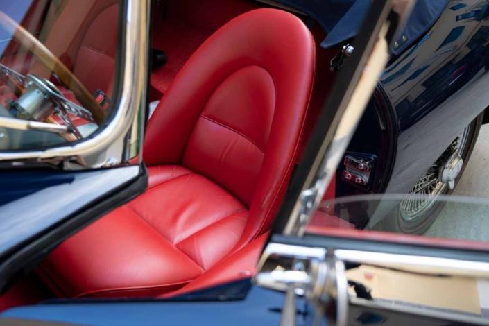 Jaguar E-Type 1° Series O.T.S 1961