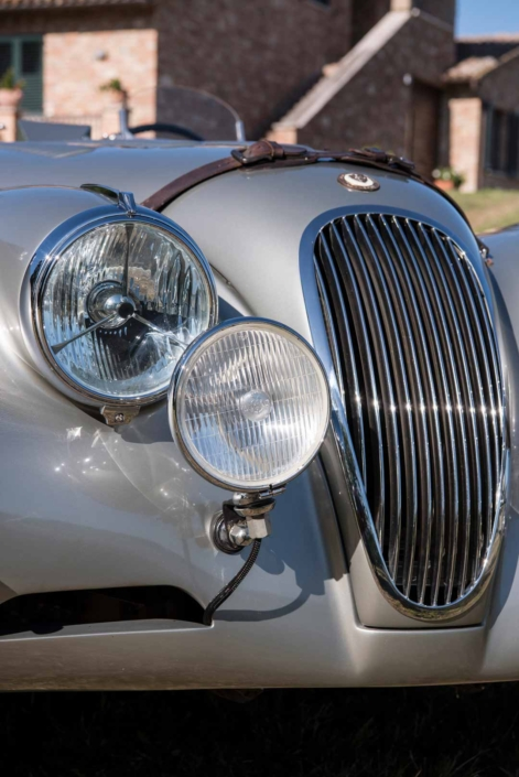 Jaguar XK120 S.E O.T.S