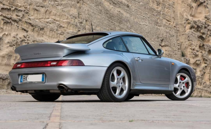Porsche 911 993 Turbo 1996