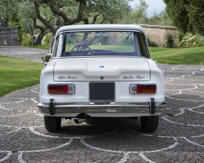 ALFA GIULIA SUPER 1600 'BISCIONE'1969