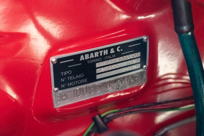 ABARTH 1000 OT